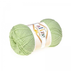 Cotton Baby Soft kol. pistacja  101