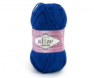 włóczka Alize Cotton Gold chaber 141
