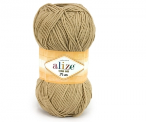 włóczka Alize Cotton Gold Plus 76 kol. beż